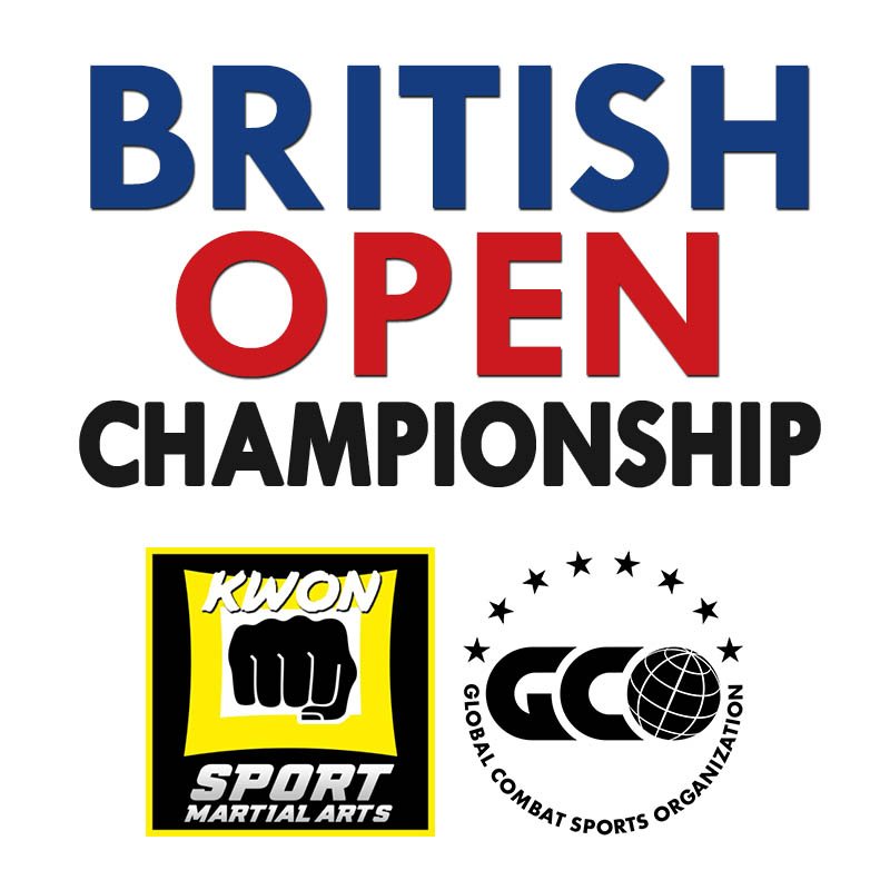 Kickboxing Ring Sport National Titles at the KWON British Open Championship